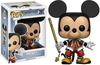 Kingdom Hearts - Mickey - Funko Pop! Disney (2017, Toy NUEVO)