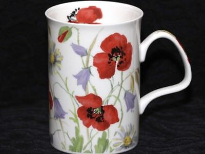 ROY KIRKHAM ENGLISH MEADOW Fine Bone China LANCASTER Mug #2a