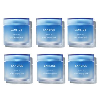 NEW Laneige Water Sleeping Mask 15ml x 1pcs or 3pcs or 6pcs