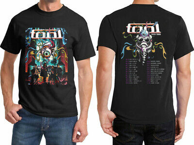Popular New Tool Band Tour Music Concert 2019 Unisex T-Shirt S-3XL