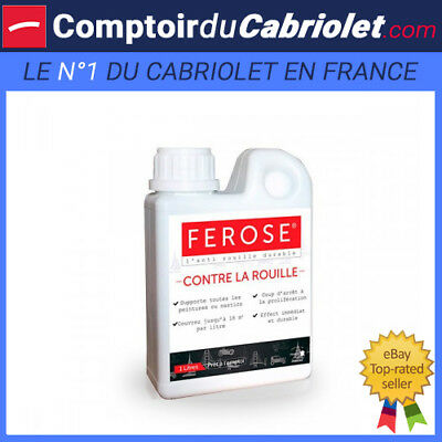 FEROSE - Convertisseur de Rouille 250ml