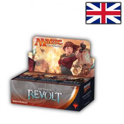 MTG: Rivolta dell'Etere - Box 36 Buste (EN)