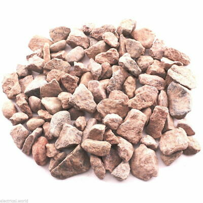 Pink Granite Stone Decorative Gravel Chipping Deters Weeds Paths, Drive & Garden