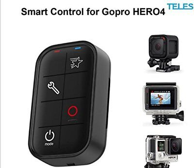 GoPro Smart Remote, NXET WiFi Controller Wireless Remote for GoPro 3/3+/4/5
