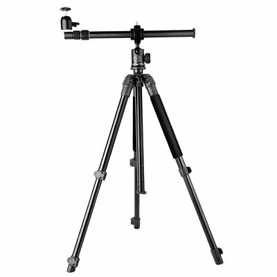 Goin Q308 Aluminum Portable Tripod with Ball Head for Canon Nikon SLR Camcorder
