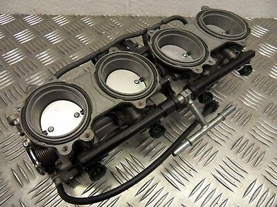 Kawasaki ZX10R KEIHIN Throttle bodies 2008 to 2010