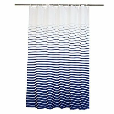 Ufaitheart Bathroom Stall Size Shower Curtain 36 X 72 Inch Water Repellent Fabri