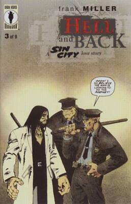 Frank Miller's Sin City: Hell and Back #3 NM