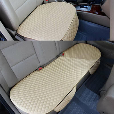 3 Pcs/Set Car Seat Cushion Four Seasons Pad General Commercial Seat Covers ^