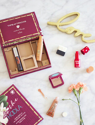 benefit do the HOOLA BEYOND BRONZE KIT for complexion lips & eyes *Special Offer