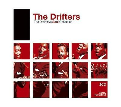 THE DRIFTERS The Definitive Soul Collection NEW CLASSIC SOUL 2X CD SET 60s R&B