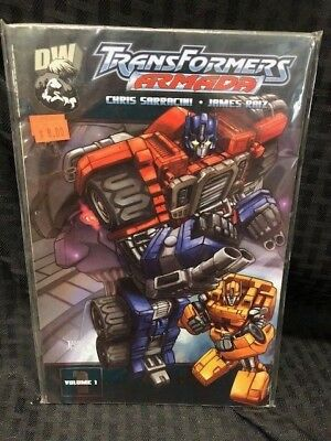 Transformers Armada Volume 1 TPB (2003, Dreamwave)