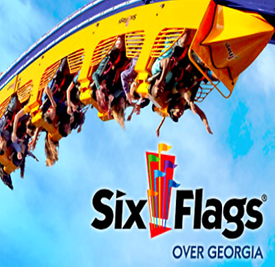 Six Flags Over Georgia Tickets $34 A Promo Discount Tool