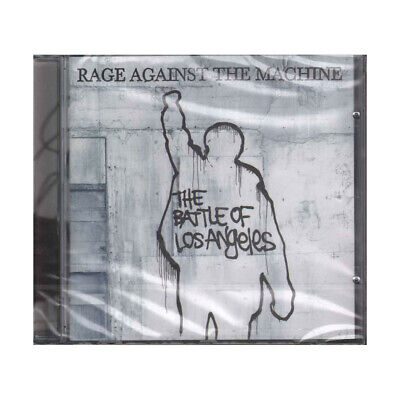 Rage Against The Machine CD The Battle Of Los Angeles Sigillato 5099749199323