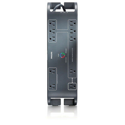 10 Outlets Home and Office Surge Protector