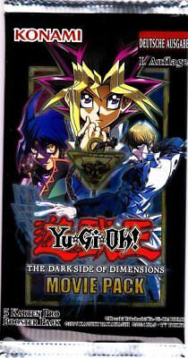 Yu Gi Oh MVP1 Set The Dark Side of Dimensions Movie Pack Ultra Rare CHOOSE CARD!