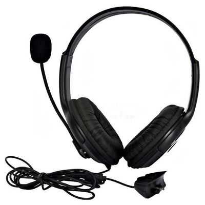 Headphone Headset With Microphone Mice And Volume Control For Xbox