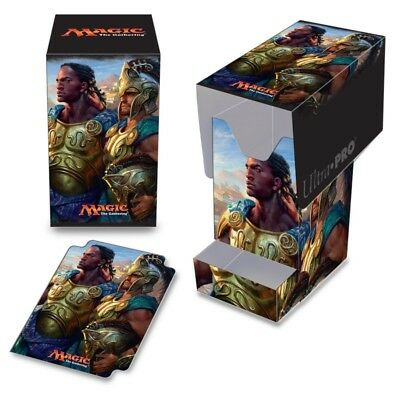 Kynaios and Tiro of Meletis - Pro-100+ Deck Box with Tray - UP Deck Box