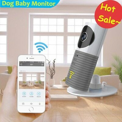Wireless Baby Monitor 720P Night Vision Camera Motion Detection Two-Way Audio