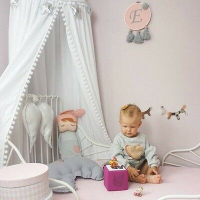 Play Room Decor Teepee Kids Baby Princess Bed Canopy Bedcover Mosquito Net
