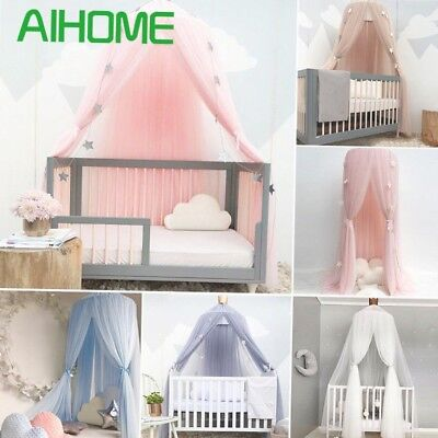Children Dome Fantasy Champion Canopy Mosquito Net Play Tent Bed