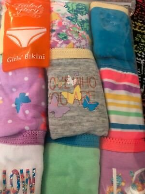 girl panties new in pack size 10