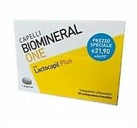 Rottapharm Biomineral one lactocapil plus 30 compresse
