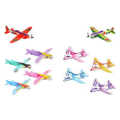 Foam Hand Gliders - Girls Boys Kids Birthday Party Favour Bag Filler Loot Toy