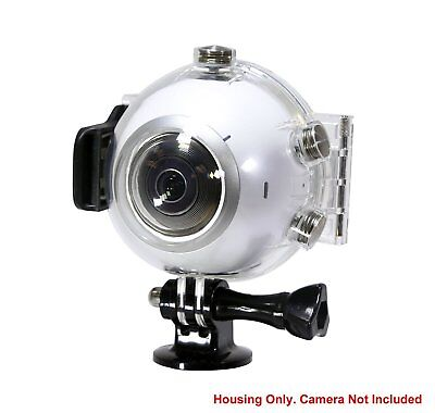 Underwater Housing Case for Samsung Gear 360 Camera Waterproof (2016 V1 only)