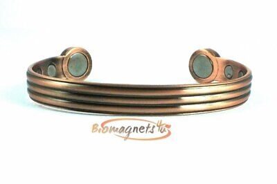 Mens Superb Magnetic Therapy Bio Healing Bracelet-Arthritis Pain Relief-Large