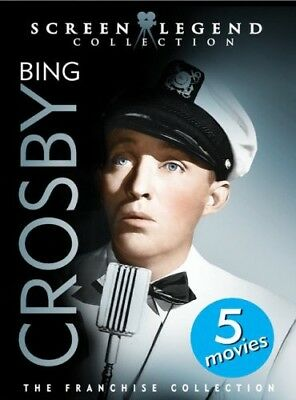 Bing Crosby: Screen Legend Collection [3 Discs] (DVD Used Like New)