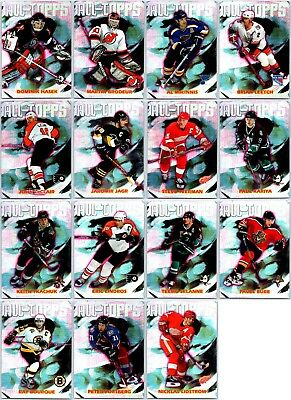 1999-00 OPC ALL-TOPPS INSERT CARDS - FINISH YOUR SET -  PICK FROM LIST Mint BV