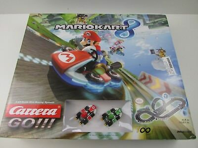 NW Carrera 20062385 GO!!! Start-Set Nintendo Mario Kart 8  1:43
