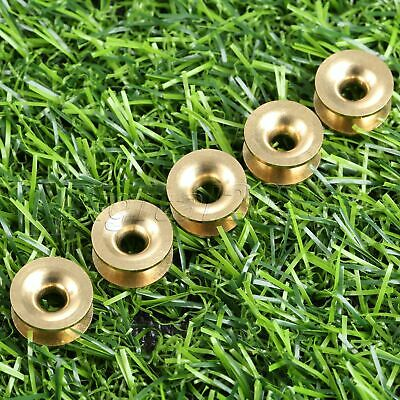 5pcs Metal Grass Trimmer Head Eyelets Brush cutter Strimmer Brushcutter Parts