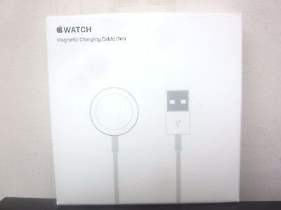 New Apple Watch Magnetic Charging Cable 1 Meter A1570 Model MKLG2AM/A 1m