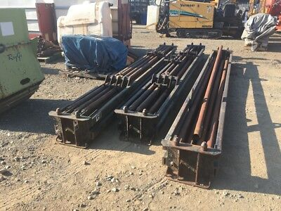 Ditch Witch Jt4020 Drill Rods And (3) Short Racks - 80% Plus Life Left