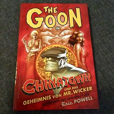 The Goon - Band 7: Chinatown / Hardcover / Cross Cult