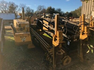 1997 Vermeer D24X40 Directional Drill-No Rod-One Owner Well Maintained!