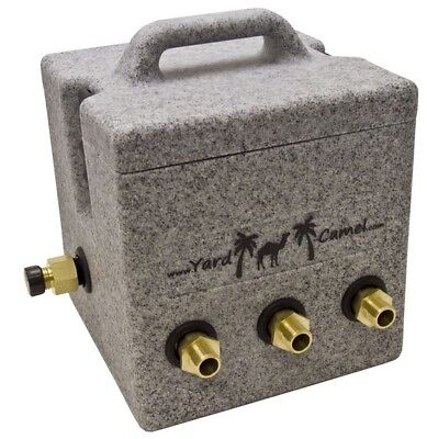 Yard Camel Portable Automatic Irrigation System In A Box, Gardens,turf And More