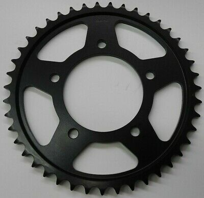 New Kawasaki Zx14R Zzr1400 Rear Steel Sprocket 530 Chain Series 44T  1493.44 Blk