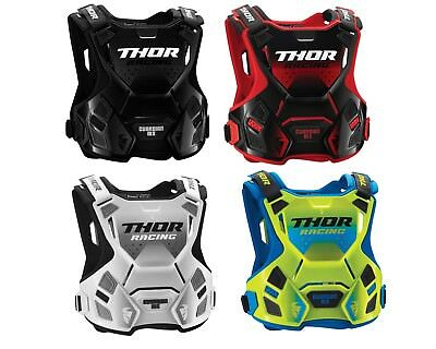 2019 Thor MX Guardian MX Chest Roost Guard Motocross MX Dirt Bike All Size Color