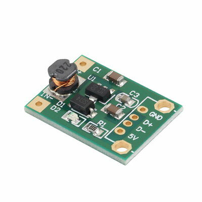 DC-DC Boost Converter Step Up Module 1-5V to 5V 500mA Power Module New M#