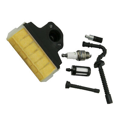 Chainsaw Air Filter Oil Filter Line for STIHL MS210 MS230 MS250 021 023 025