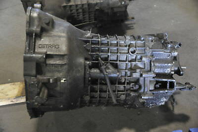 V GETRAG 2600134690 260/5.15 MANUAL TRANSMISSION BMW 23001220893 m20 6 CYL E30 3