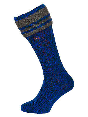 Stockerpoint Knee Socks 54080 Blue