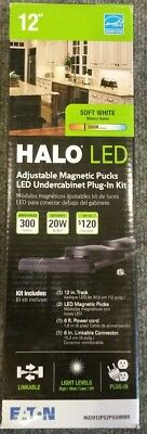 Halo Cooper Linea LV302P Under-Cabinet Double T3.25 Wedge Base Fixture 11W