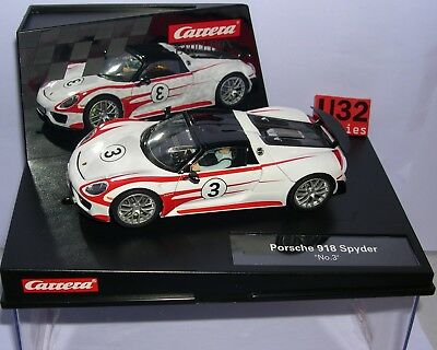 Carrera Evolution 27477 Porsche 918 Spyder #3 Mb