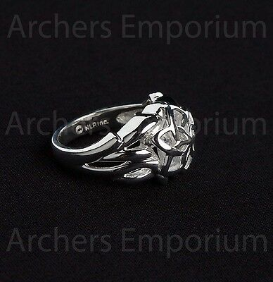 Nenya, The Ring of Galadriel, Sterling argent. LOTR, hobbit. Weta Collectables