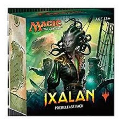 Magic The Gathering Ixalan Pre-Release Pack Brand New & Sealed Cheap !!