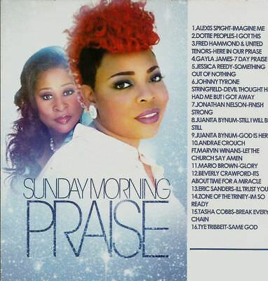 Sunday Morning Praise Gospel Mixtape DJ Compilation Mix CD